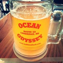 Photo taken at Ocean Odyssey by Matthew D. on 5/8/2014
