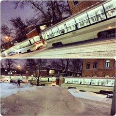 Photo taken at Бауманская улица by Dima B. on 1/18/2013