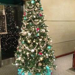 Photo taken at Tiffany & Co. by Natalya Y. on 12/29/2012