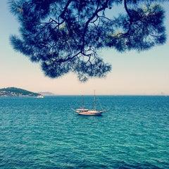 Photo taken at Büyükada by Ozlem D. on 7/8/2013