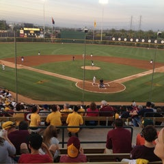 Photo taken at Packard Baseball Stadium by Conrad B. on 5/4/2013