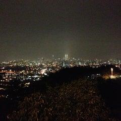 Photo taken at Bukit Ampang by Sherrine W. on 7/27/2013