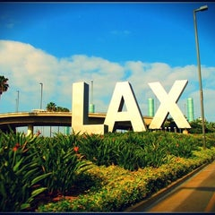 Photo taken at Los Angeles International Airport (LAX) by Avery J. on 11/4/2013