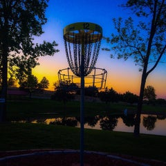 Photo taken at Jones Park Disc Golf Course by Avery J. on 4/30/2015
