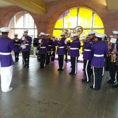 Photo taken at Archbishop Riordan High School by Ben C. on 10/27/2013