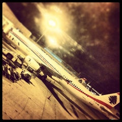 Photo taken at Beirut-Rafic Hariri International Airport (BEY) by Azmi A. on 1/10/2013