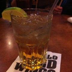 Photo taken at Buffalo Wild Wings by Deana R. on 11/23/2012