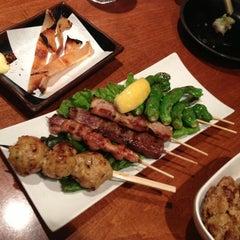 Photo taken at Sake Bar Hagi by Myhong C. on 7/8/2013