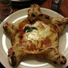 Photo taken at Pizzeria Stella by Julie on 10/25/2013