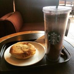 Photo taken at Starbucks (สตาร์บัคส์) by ToN P. on 5/30/2015