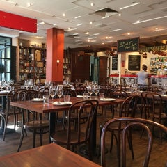 Photo taken at Andre's Cucina & Polenta Bar by Didi C. on 7/22/2014