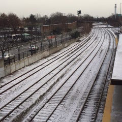 Photo taken at MBTA Lowell Station by Mike L. on 12/14/2013