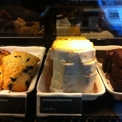 Photo taken at Starbucks by Liza G. on 4/7/2013