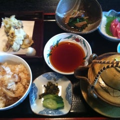 Photo taken at びわ亭 八ヶ崎本店 by nyauru m. on 9/29/2012