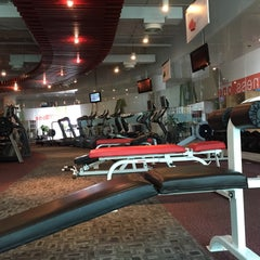 Photo taken at One Fitness by Apple A. on 5/20/2015