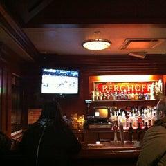 Photo taken at Berghoff Cafe by Joe W. on 2/3/2013