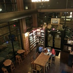 Photo taken at Sisters Coffee Company by Weston R. on 1/27/2013