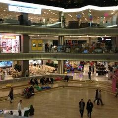 Photo taken at Galleria by Deniz O. on 12/1/2012