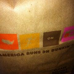 Photo taken at Dunkin' Donuts by Belynda B. on 4/1/2013