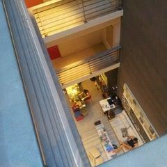Photo taken at America del Sur Hostel by Rodrigo C. on 12/28/2012