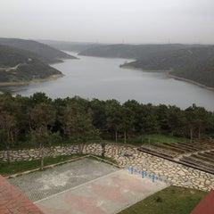 Photo taken at Hacı Bektaş-ı Veli Kent Ormanı by Cansu Ü. on 2/4/2013