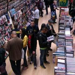 Photo taken at Midtown Comics by Lara L. on 10/13/2012