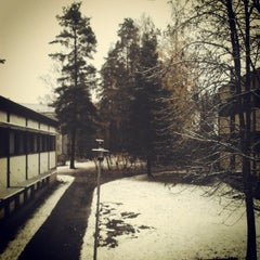 Photo taken at Laurea UAS by Anna on 10/18/2013