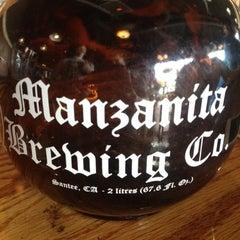 Photo taken at Twisted Manzanita Ales & Spirits by Tina H. on 11/15/2012