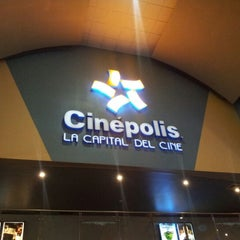 Photo taken at Cinépolis by Marco R. on 12/17/2012