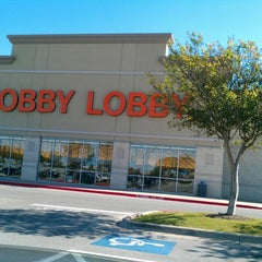 Photo taken at Hobby Lobby by Rosie B. on 11/14/2012