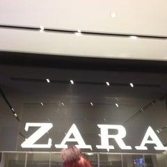 Photo taken at Zara by Elizabeth J. on 12/23/2012