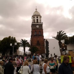 Photo taken at Mercadilllo De Teguise by Viktoria S. on 5/19/2013