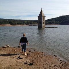 Photo taken at Pantà de Sau by Ron S. on 10/16/2012