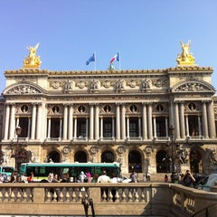 Photo taken at Place de l'Opéra by Sfd1986 on 7/18/2013