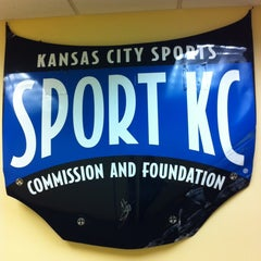Photo taken at Kansas City Sports Commission by Marla H. on 8/8/2013