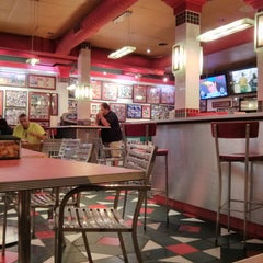 Photo taken at La Nova Pizzeria by Jonathan E. on 10/12/2013