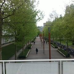 Photo taken at Tilburg University Library by Kirill K. on 5/15/2013