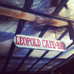 Photo taken at Leopold Café by Anna Z. on 2/19/2013
