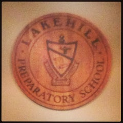 Photo taken at Lakehill Preparatory School by J.R. A. on 6/1/2013