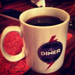 Photo taken at The Diner by Oliver S. on 11/18/2012