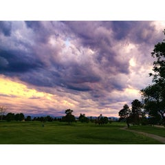 Photo taken at City Park Golf Course by Daniele N. on 6/10/2015