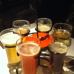 Photo taken at Bier Markt Esplanade by Lambrin C. on 11/22/2012