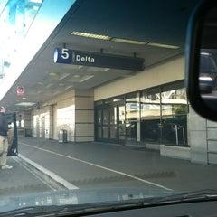 Photo taken at Terminal 5 by Kia K. on 1/6/2013
