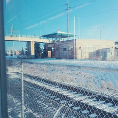 Photo taken at Canyon Meadows (C-Train) by ال ج. on 11/10/2015