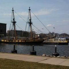 Photo taken at Erie Maritime Museum by Chris L. on 4/13/2014