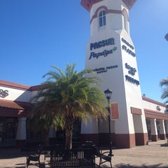 Photo taken at St. Augustine Outlets by Regina K. on 12/19/2013