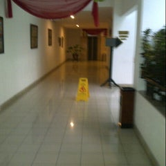Photo taken at Hotel Salak The Heritage by Khairul H. on 12/24/2012