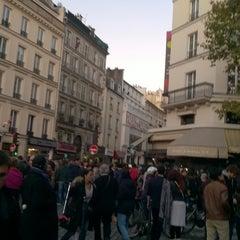 Photo taken at Le Café du Temple by Nicolas G. on 11/15/2015