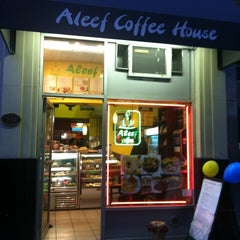 Photo taken at Aleef Coffee by Fabio B. on 11/5/2012