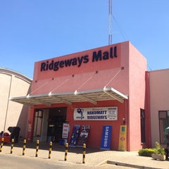 Photo taken at Ridgeways Mall, Kiambu Road by Kamal K. on 2/20/2013
